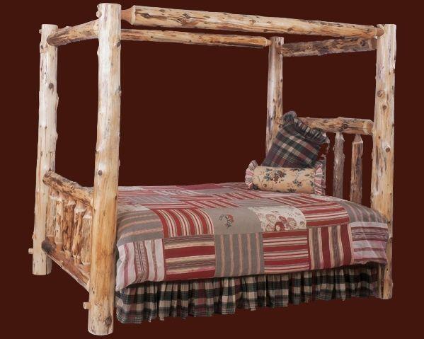1000  ideas about Log Bed Frame on Pinterest   Log bed  Diy bed frame and  Farmhouse bed. 1000  ideas about Log Bed Frame on Pinterest   Log bed  Diy bed