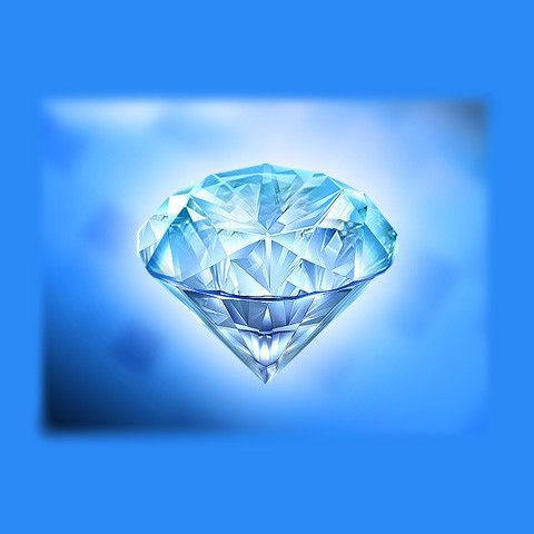 ArtStation - Diamond, Slotopaint GameDesign