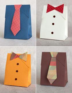 Оформление коробки своими руками для подарка