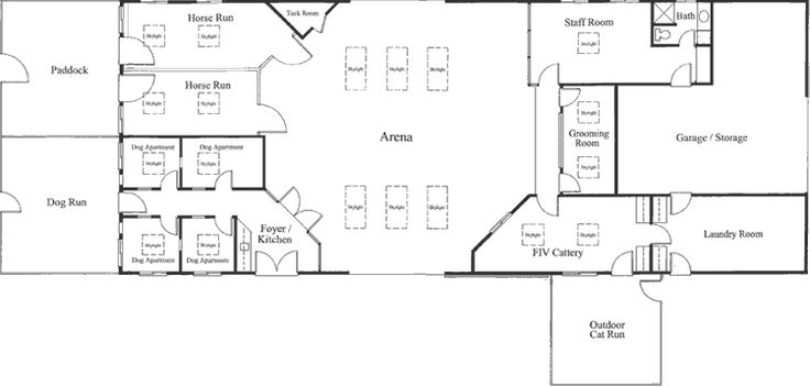 Dog trot house plans floor plan floor plans 2 for Dog trot house plans southern living