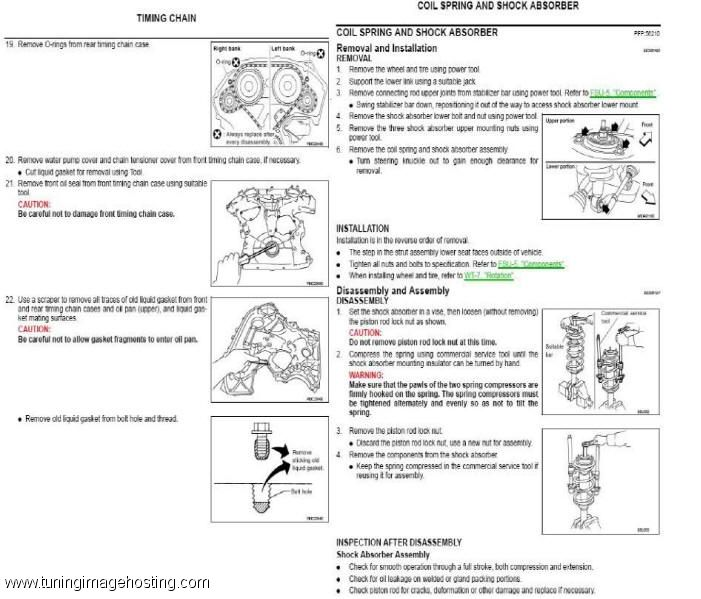 9 best Mechanic Instruction Example Documents images on Pinterest - instruction manual template word