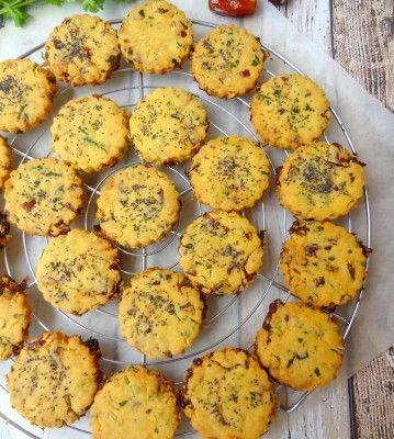 Biscuits aux dattes et à la farine de maïs - Rock the Bretzel