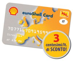 Risparmia euroShell Card #Top_Partners