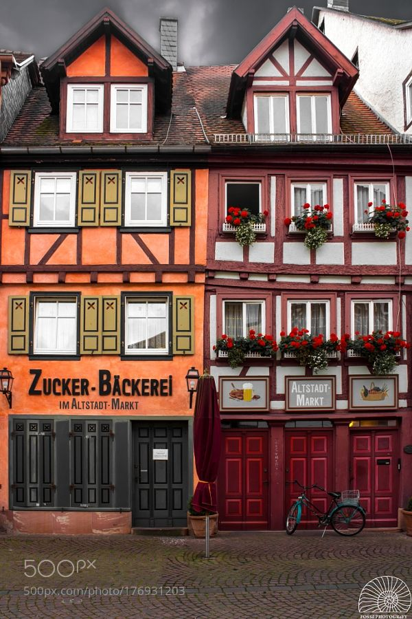 Miltenberg by FossilPhotography