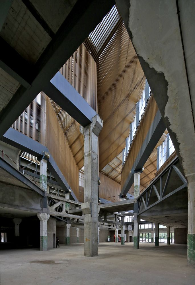 Gallery of Renovation of Xi'an Dahua Textile Mill / China Architecture Design Group Land-based Rationalism D.R.C - 7