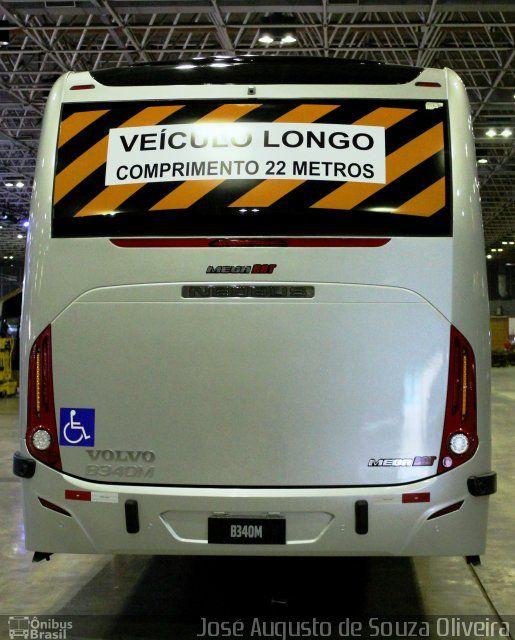 Ônibus da empresa Volvo, carro Artic 210, carroceria Neobus Mega BRT 2016, chassi Volvo B340M. Foto na cidade de Rio de Janeiro-RJ por José Augusto de Souza Oliveira, publicada em 29/11/2016 11:22:10.