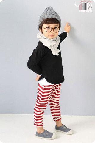 KidsKids Spring Summe, Stripes Pants, Kids Style, Spring Stripes, Spring Summe Clothing, Kids Fashion, Stripes Slouchy, Kids Clothing, Slouchy Pants