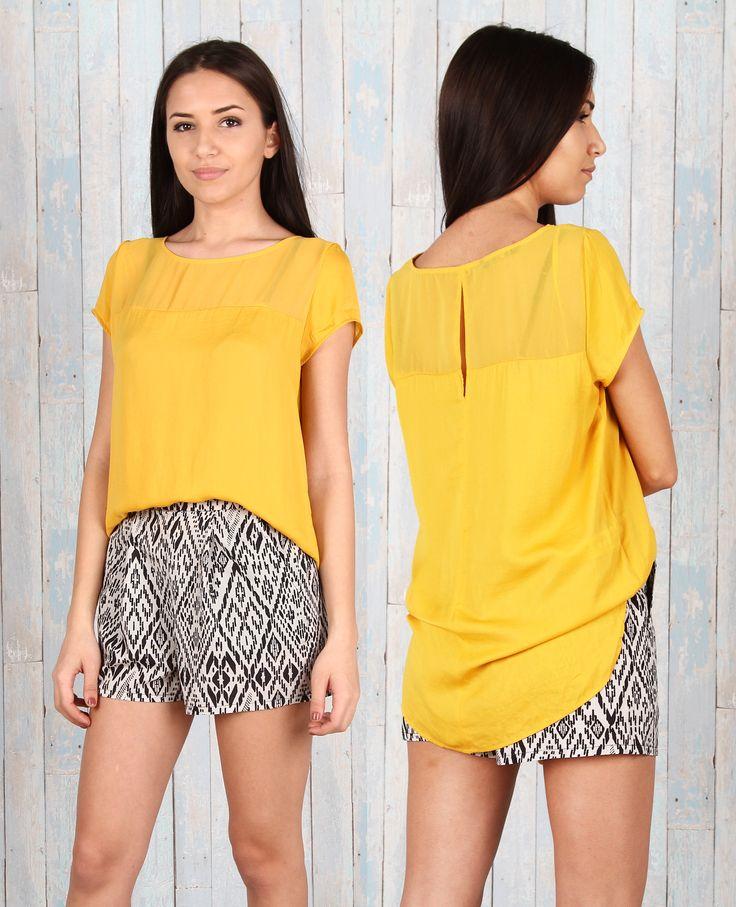Cool summer basics ☀  Pantaloni https://www.543.ro/pantaloni-scurti-only-i21103  Tricouri https://www.543.ro/femei/tricouri