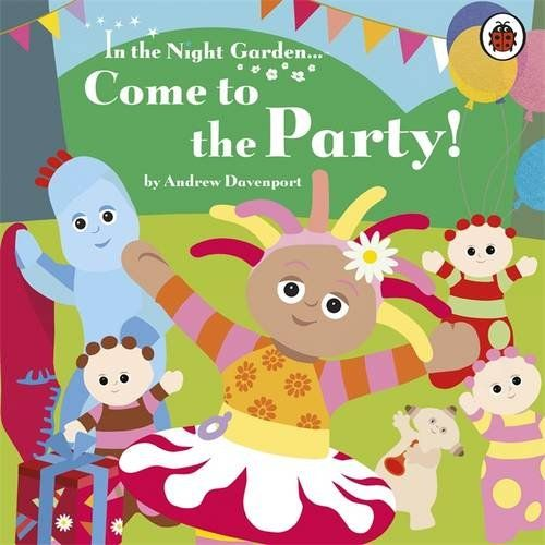 22 best In the Night Garden library: Story Time images on Pinterest ...