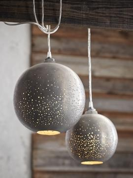 Constellation Pendant Lamps