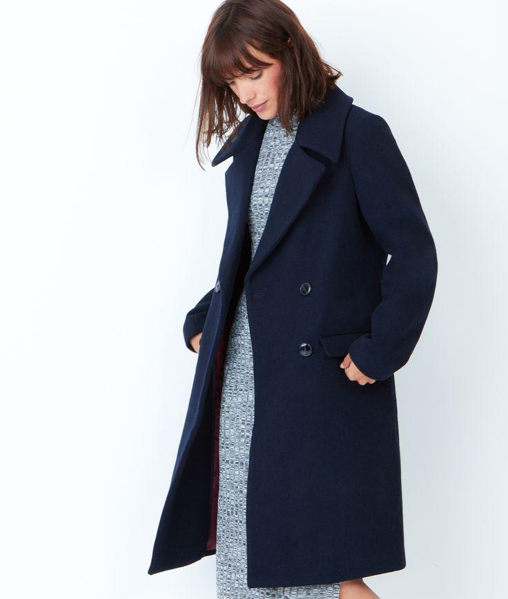 les 53 meilleures images du tableau manteau sur pinterest livraison manteau et ceintures. Black Bedroom Furniture Sets. Home Design Ideas