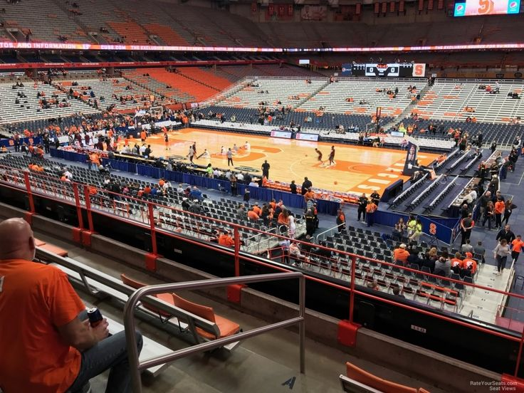 Carrier Dome Basketball Seating Chart Di 2020