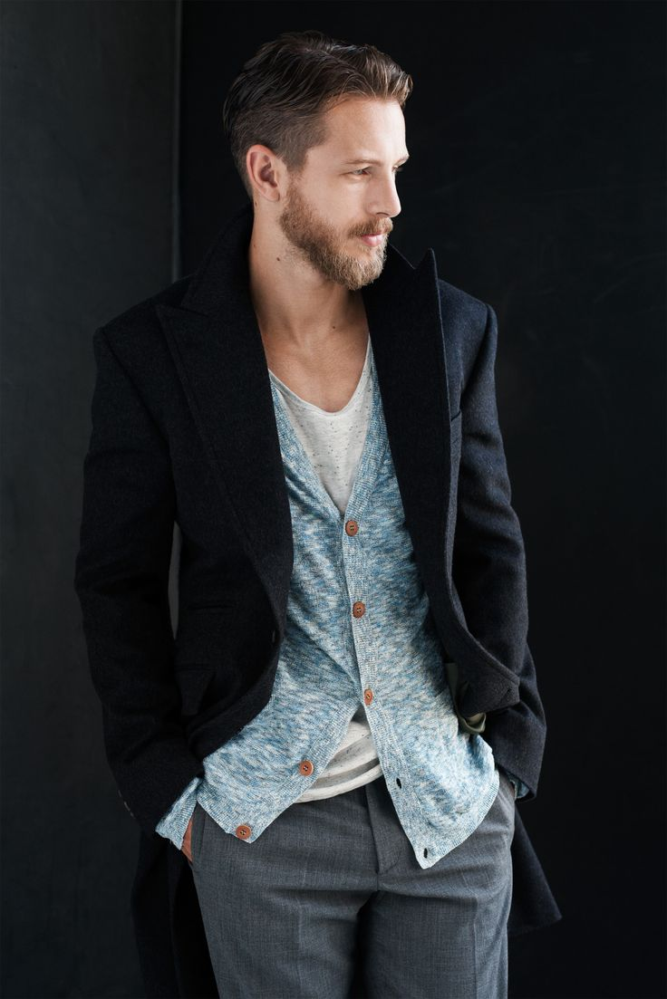 114 best Layering - Men's Fashion images on Pinterest | Black ...