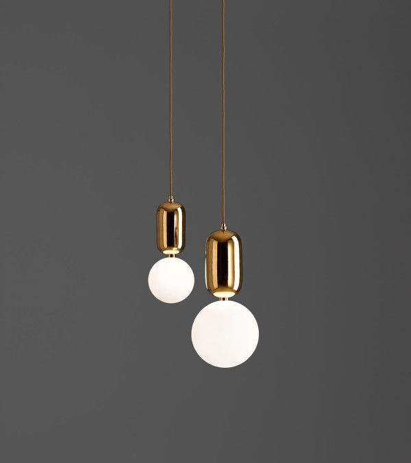 Jaime Hayon's ABALLS lighting for Parachilna:   http://design-milk.com/parachilna-launches-lighting-stephen-burk-jaime-hayon/