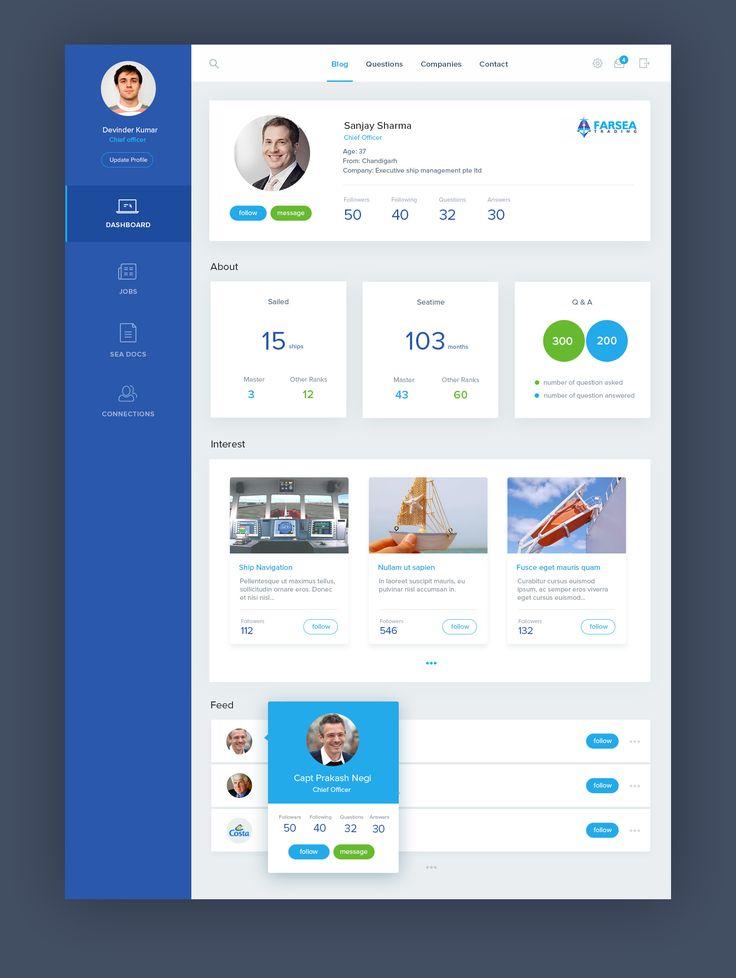 Best 25 Dashboard Design Ideas On Pinterest Dashboard