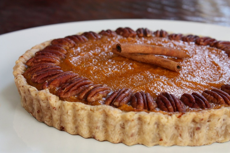 The Best Sweet Potato Pie by Leah Chase of Dooky Chase Restaurant, New Orleans