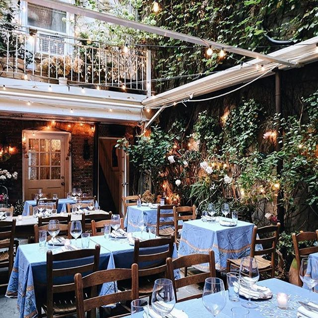 Palma Is A West Village Italian Restaurant That Will Teleport You