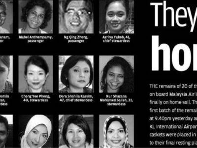 Latar Belakang Anak Kapal MH17 Dalam Kenangan