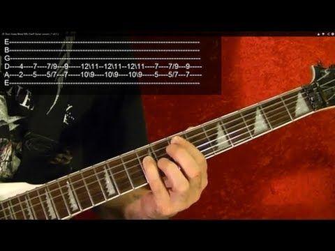 7 Easy Electric Guitar Songs for Rock & Metal Beginners