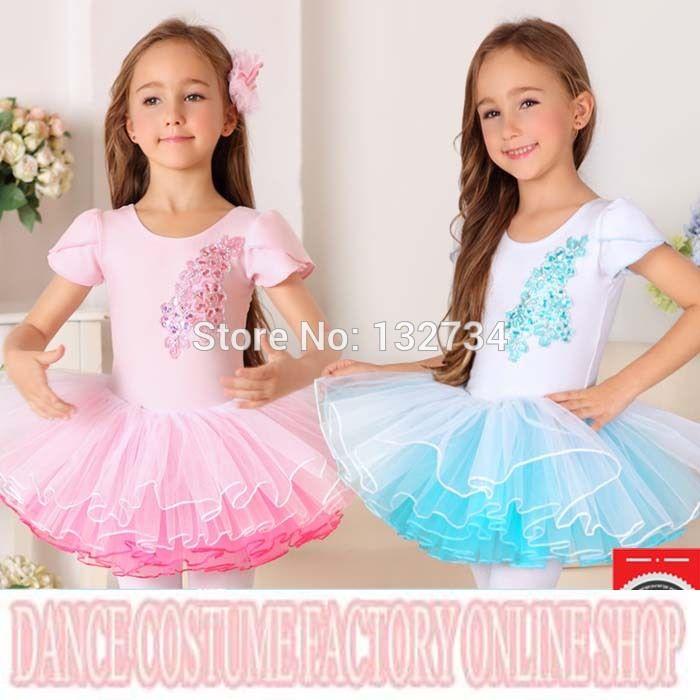 Classical Ballet Tutu Dancewear Girls Ballet Clothes Costumes Toddler Leotard Professional Tutus Ballerina Dress Kids #Affiliate
