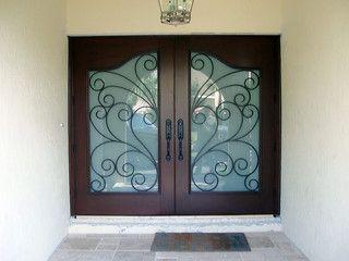 decorative wood doors - Google Search