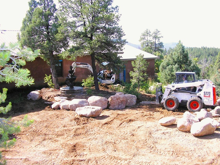 10 best images about landscaping with equipment in durango for Garden design equipment