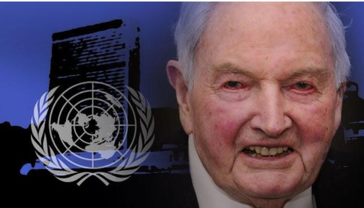 El Promotor del Nuevo Orden Mundial David Rockefeller ha muerto a los 101 años
