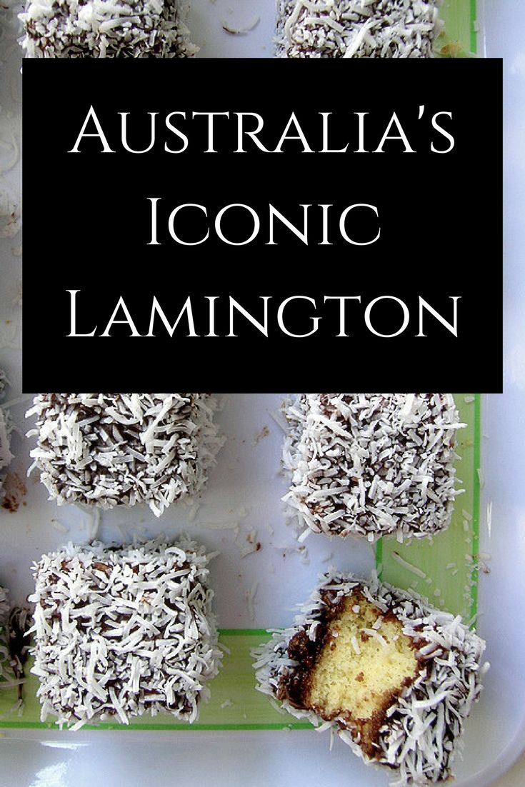 The Lamington is an Australian icon, which even has its own 'world' day to honour this delicious chocolate and coconut covered treat. After its humble origins as an accidental chocolate covered sponge, there have been many reinventions of the recipe that include things like jam, chocolate and cream filling. Whichever way you enjoy them there's no denying that Australia's iconic lamington is a childhood favourite for many who have grown up in this great land.  In honour of World Lamington…