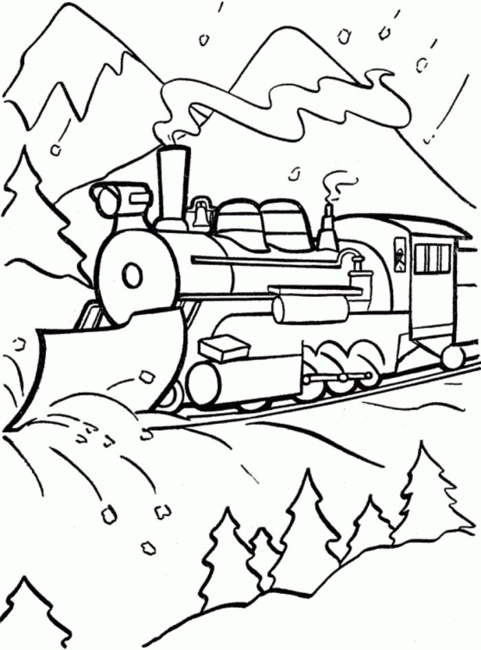 78 best Coloring Pages images on Pinterest Coloring books - copy coloring pages printable trains