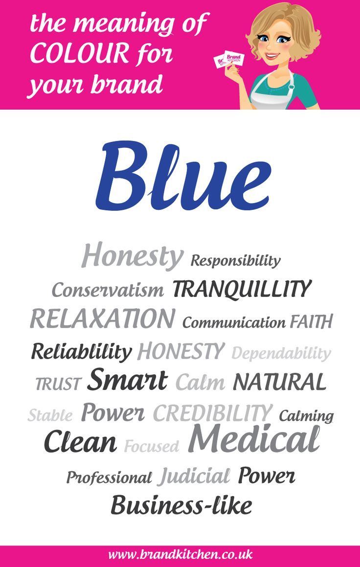 26 Best Blue Images On Pinterest Color Meanings Color