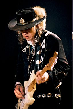 Stevie Ray Vaughan 1987 Live Alive Tour