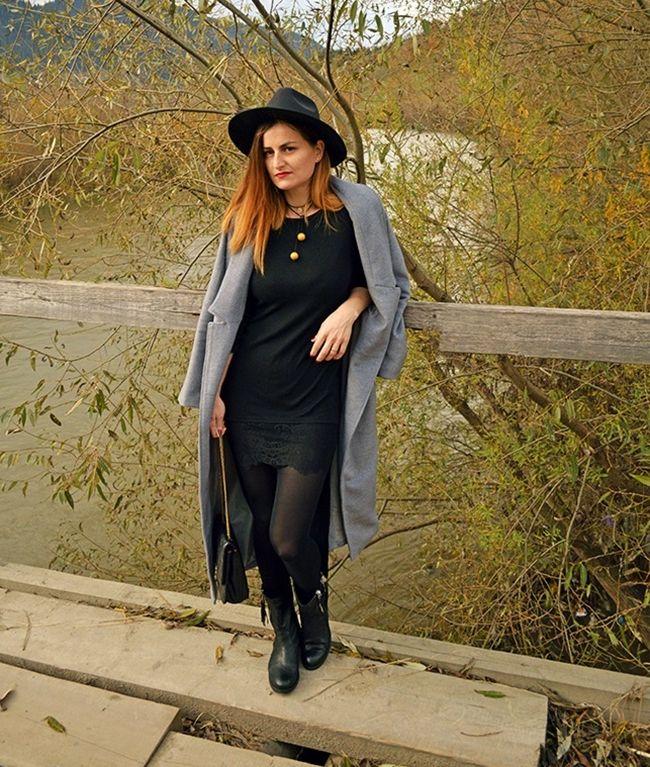Accente grunge intr-o tinuta urbana #tezyo #pantoficuatitudine #fashionblogger #fashion #grunge #urban #outfit