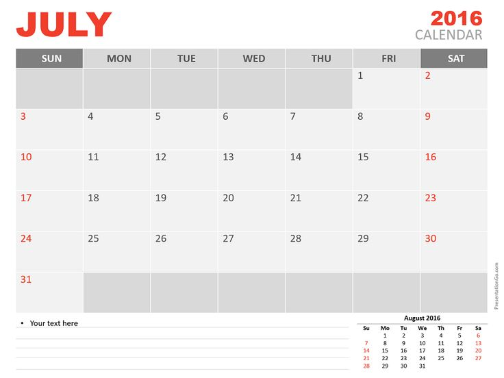 Best Calendar Powerpoint Templates Images On   Free