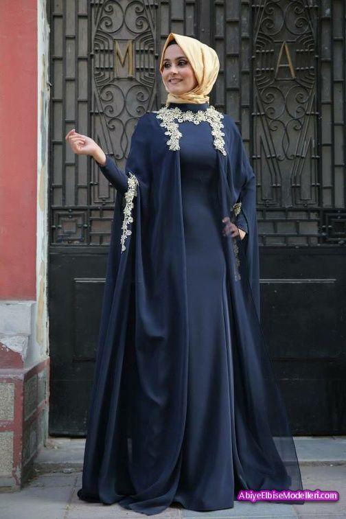 Koyu Mavi Tesettür Abiye Elbise.jpg