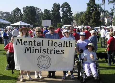 Fall 2017 Issue of The VOICE of the United Methodist Disability Connection highlights mental health ministries