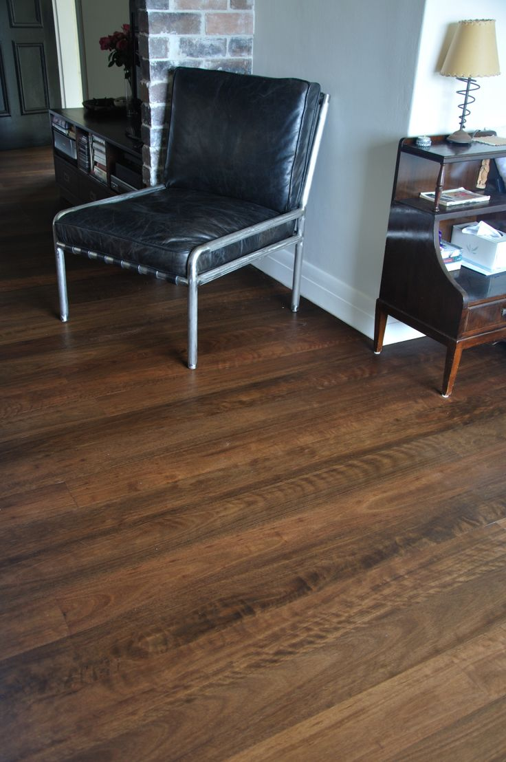 Roasted Blackbutt flooring - perfect colour