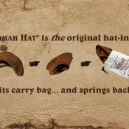 Barmah Hats  www.gentlemansdigest.com