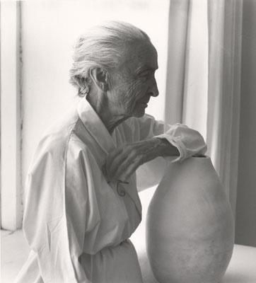 Georgia O'Keeffe by Laura Gilpin