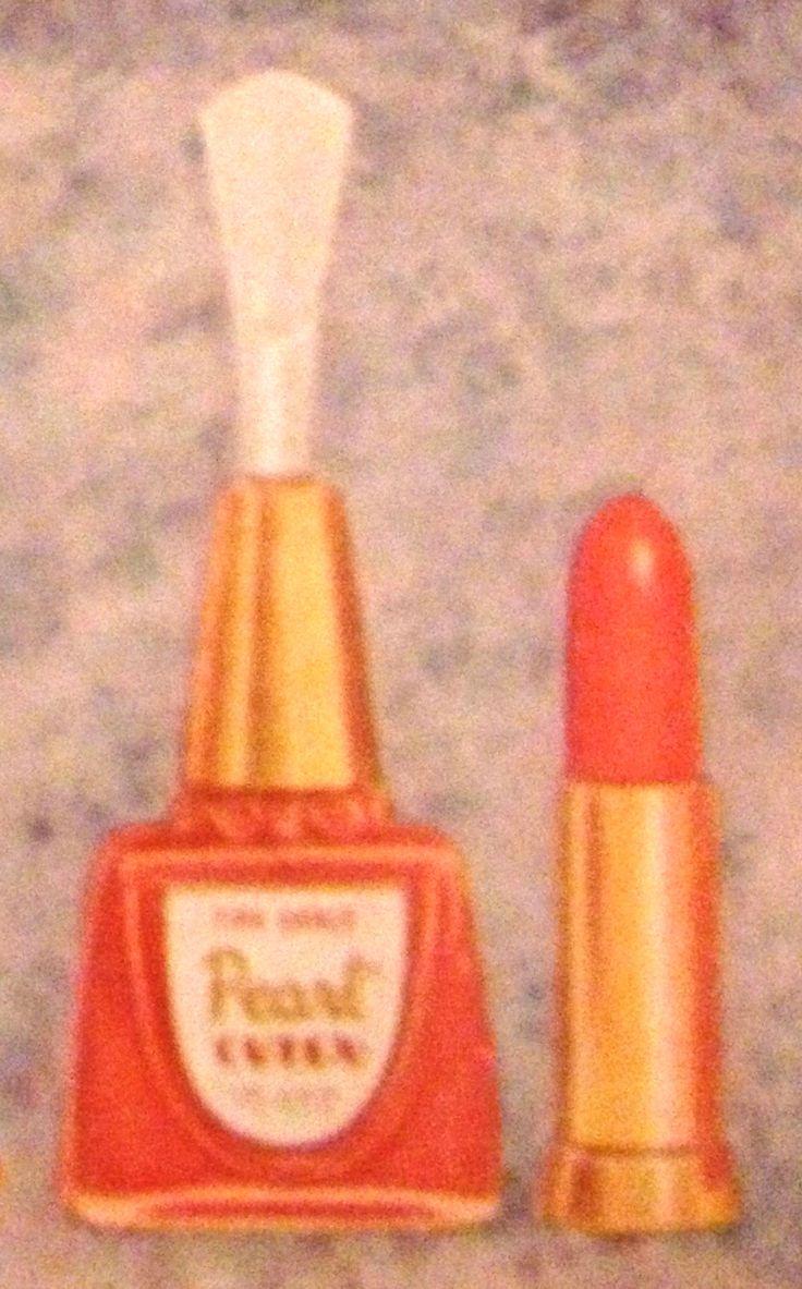 175 best Cutex images on Pinterest | Vintage beauty, Vintage nails ...