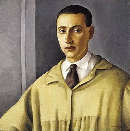Antonio Donghi, Self-Portrait, 1942