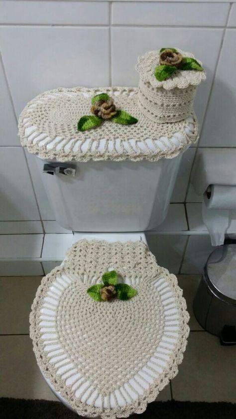 Tapetes-de-crochê-para-banheiro-com-gráficos-3
