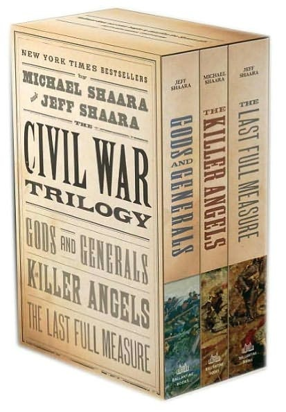 the killer angels by michael sharra essay Analytical critique of killer angels by michael shaara after reading the book you must write an analytical critique (essay)using at least four other scholarly.