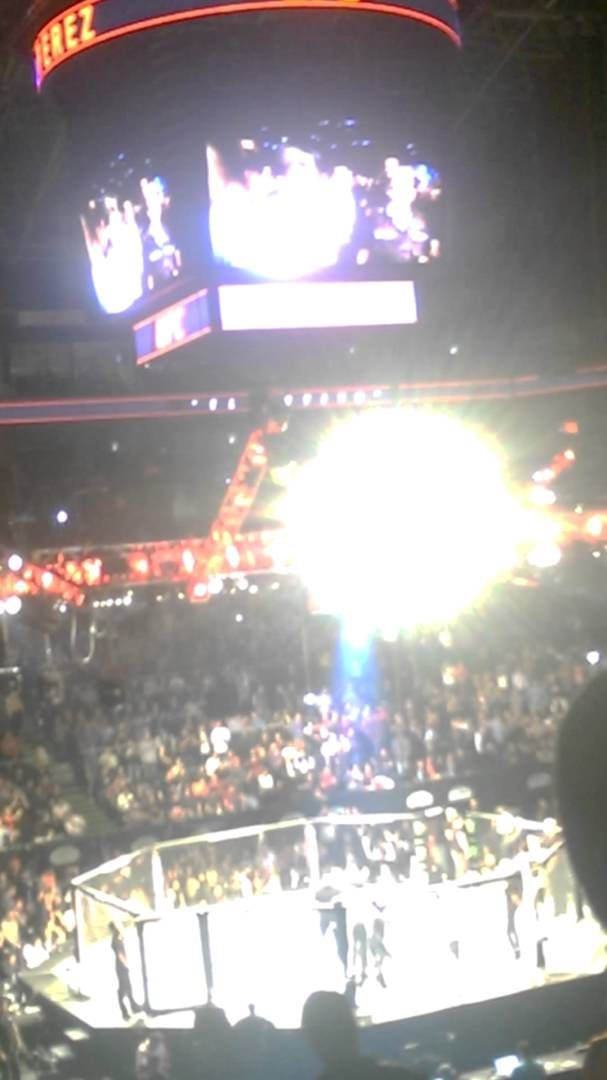 El corrido de Monterrey en la UFC