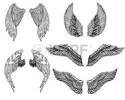 Afbeeldingsresultaat voor tattoos met vleugels en letters