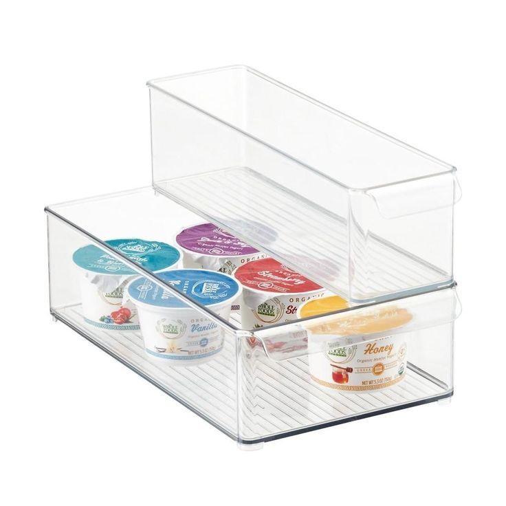 The Container Store Deep Fridge Binz - GoodHousekeeping.com