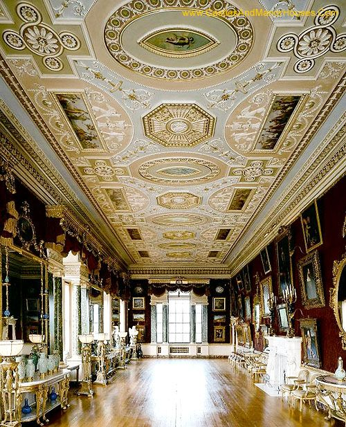 53 Best Harewood House Images On Pinterest
