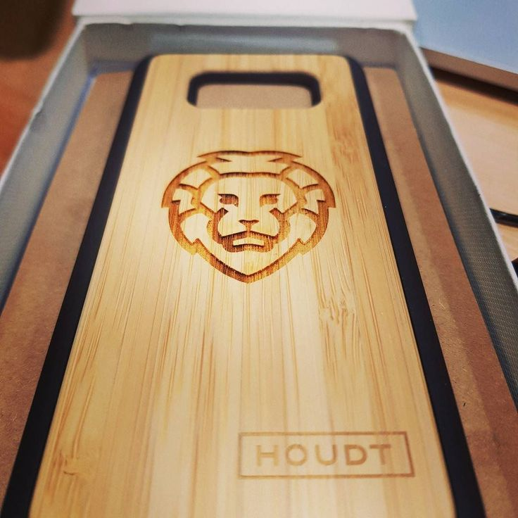 Thanks @houdt for my custom engraved cellphone case. Came out a lot better than I thought it would if I'm honest and delivery was really fast.