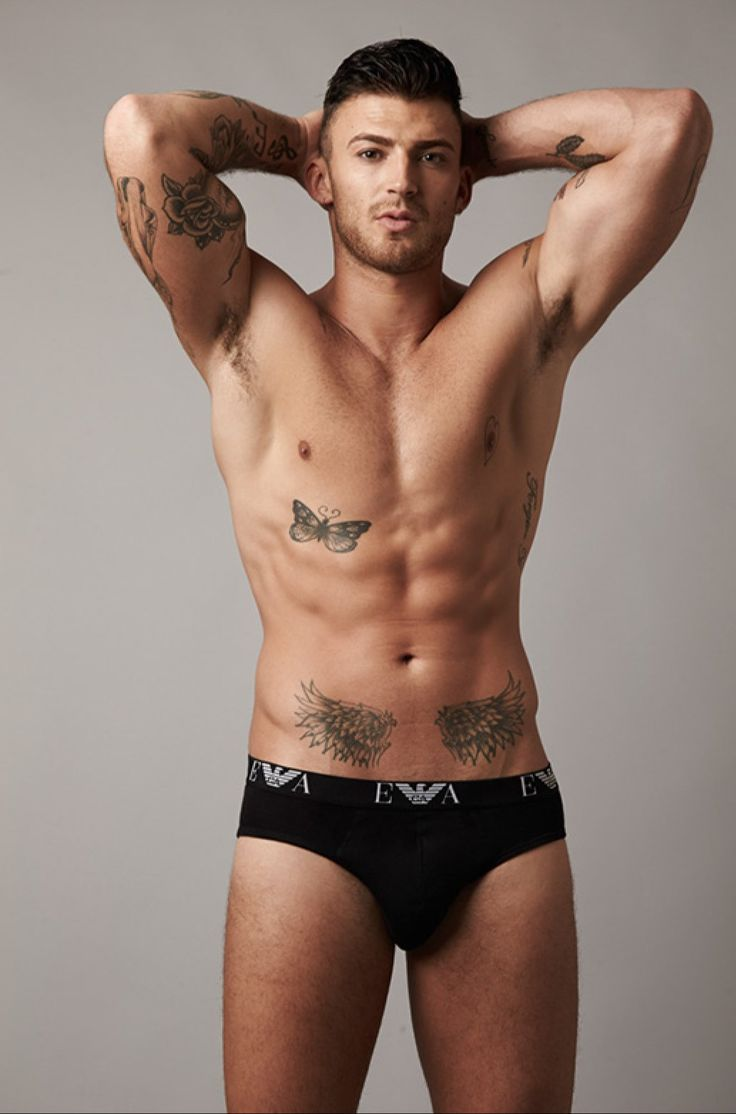 Attitude Magazine » Picture Special: Jake Quickenden's naked Attitude shoot