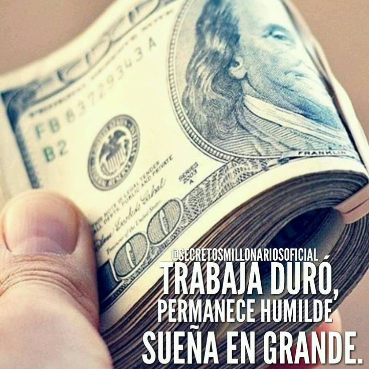 #Secretosmillonarios