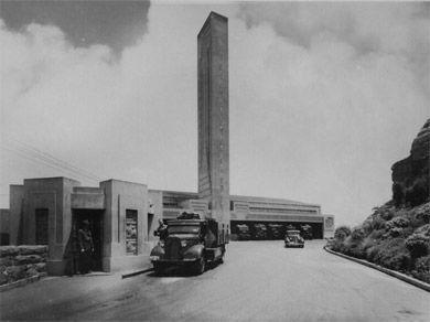 Pyrmont incinerator, 1938